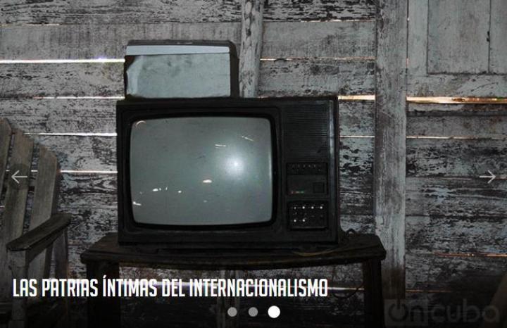 las patrias íntimas del internacionalismo